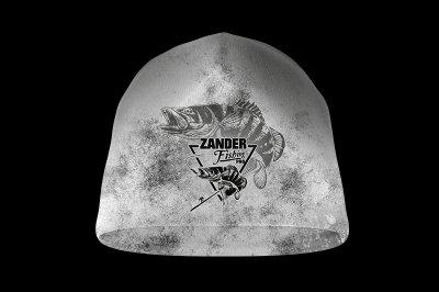 ZANDER_PRO_SILVER_GRUNGE_CZAPKA